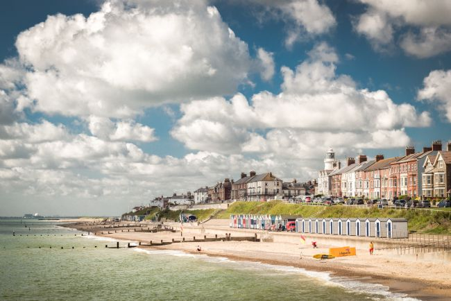Stephen Mole | Southwold from the Pier