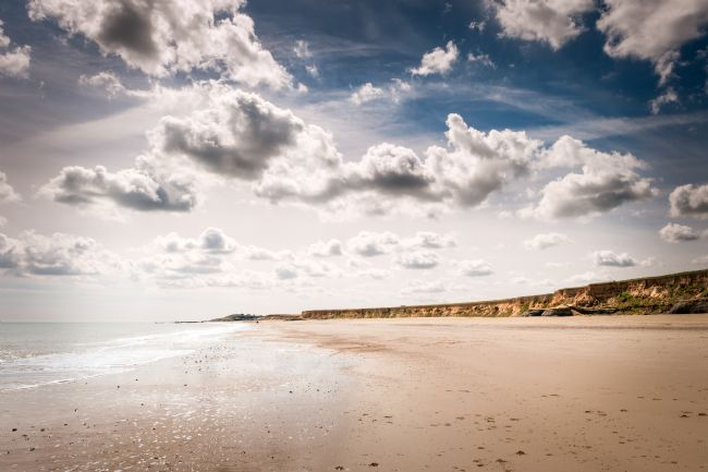 Stephen Mole | Happisburgh Beach