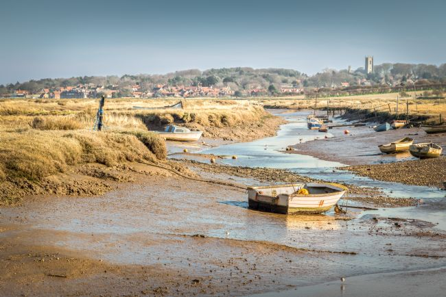 Stephen Mole | Blakeney from Morston
