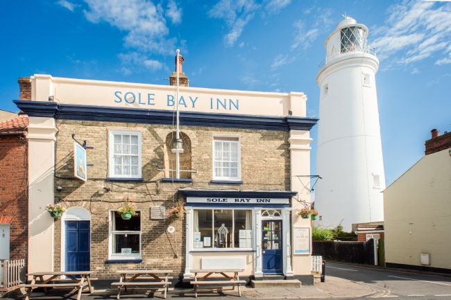 Stephen Mole | The Sole Bay Inn and Lighthouse