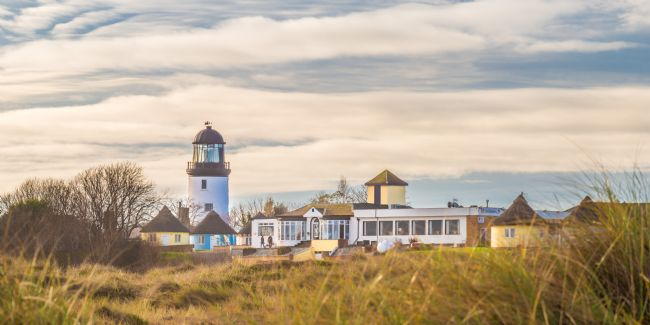 Stephen Mole | Lighthouse at Winterton