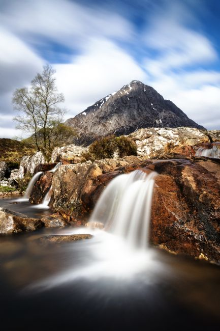 Richard Burdon |  Buachaille Etive Mor