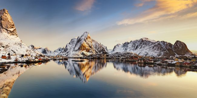 Richard Burdon | Reine Panorama