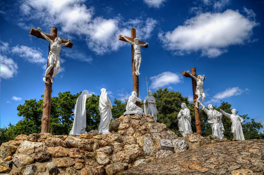 Len Pugh | The 12th Station of the Cross