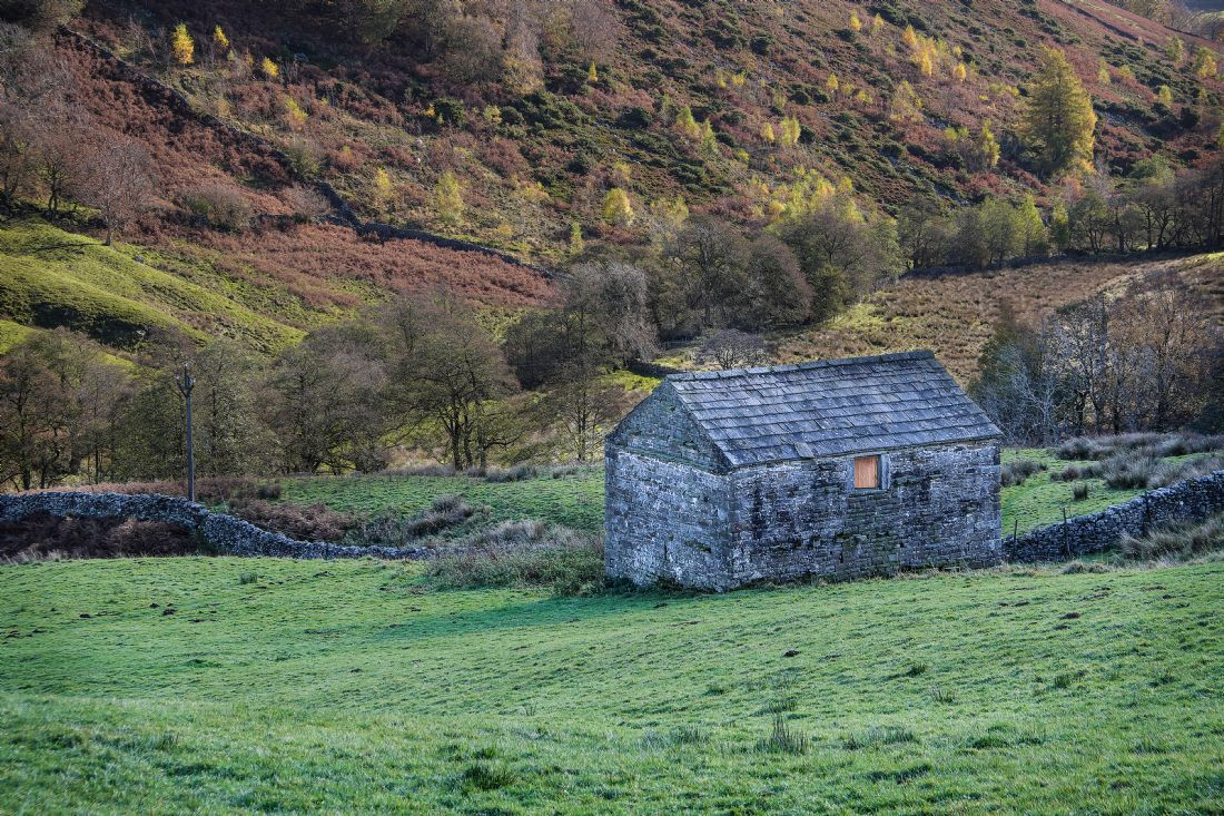 Len Pugh DPAGB | Swaledale North Yorkshire Dales