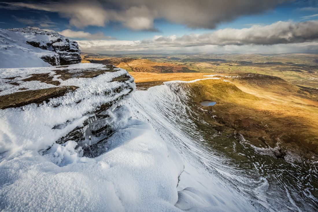Heidi Stewart | Winter in the Brecon Beacons