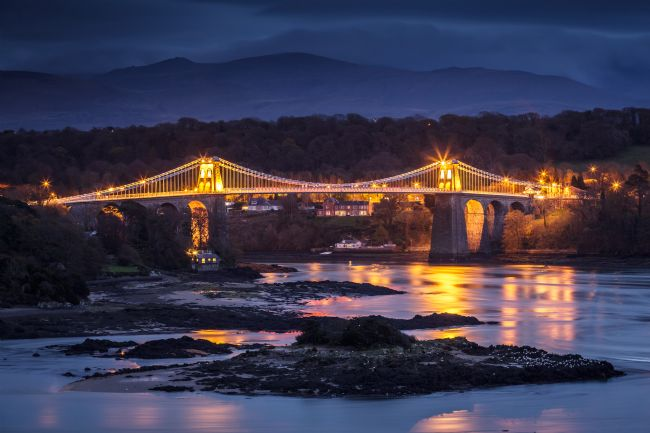 Heidi Stewart | Menai Suspension Bridge Anglesey