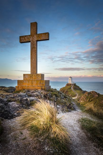 Heidi Stewart | First Light on Llanddwyn Island Anglesey