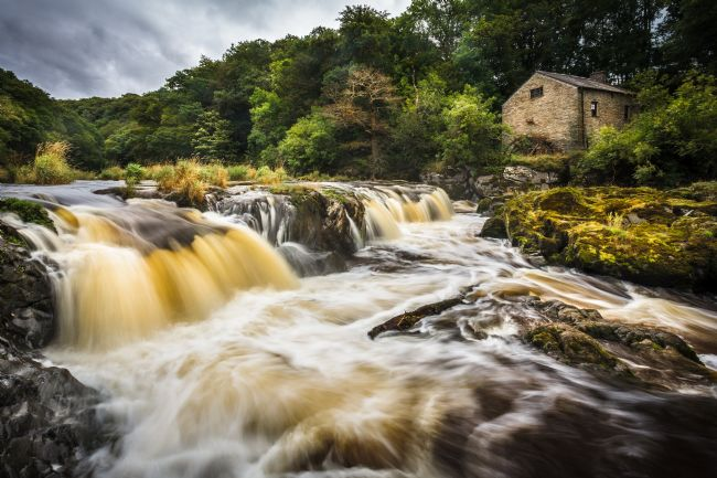 Heidi Stewart | Cenarth Falls and Old Mill, West Wales