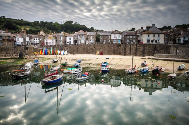 Heidi Stewart | Mousehole Harbour