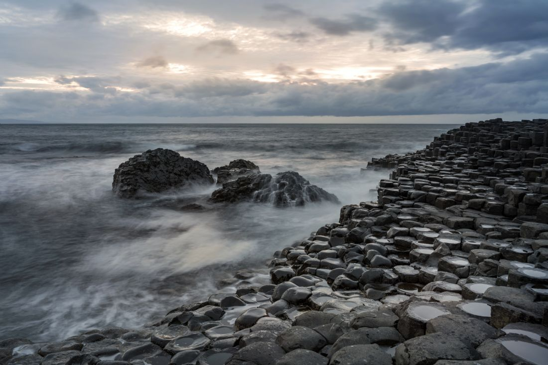 Colin Majury | An evening at the Giants Causeway