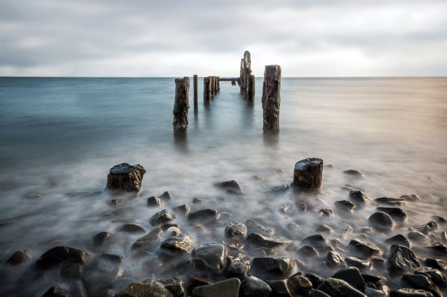 Colin Majury | The broken Jetty