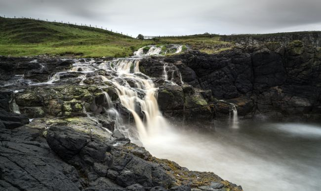 Colin Majury | Dunseverick Falls