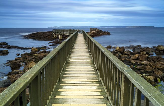 Colin Majury | Pans Rocks Jetty