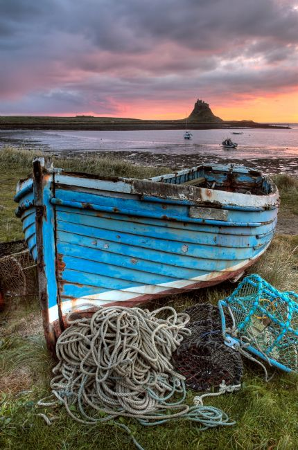 Martin Williams | Lindisfarne, Holy Island