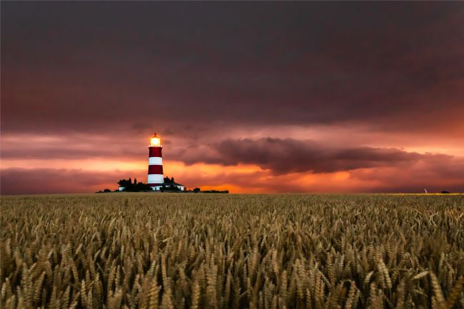 Chris Simmons | Happisburgh Lighthouse Norfolk East Anglia