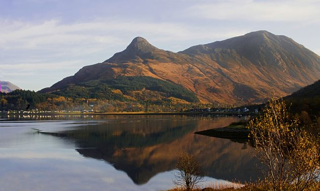 Jacqi Elmslie | The Pap of Glencoe in Autumn