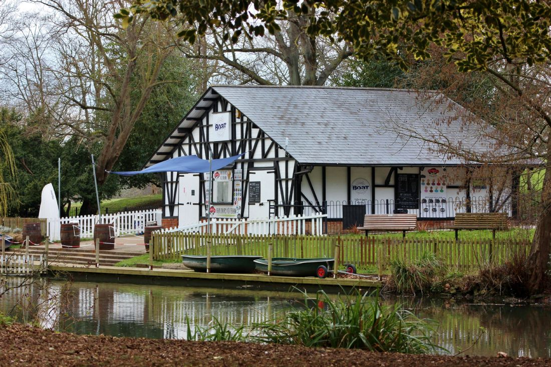 Susan Snow | Pittville Park Boathouse Cheltenham