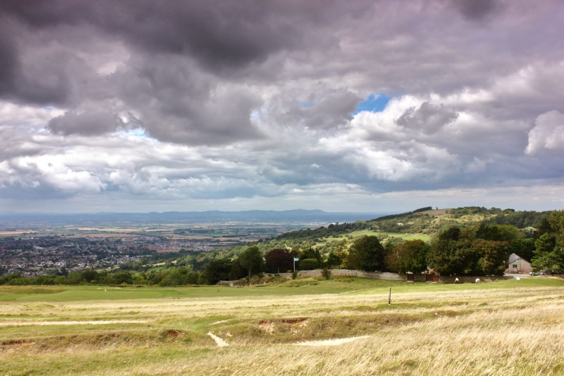 Susan Snow | View from Cleeve Common