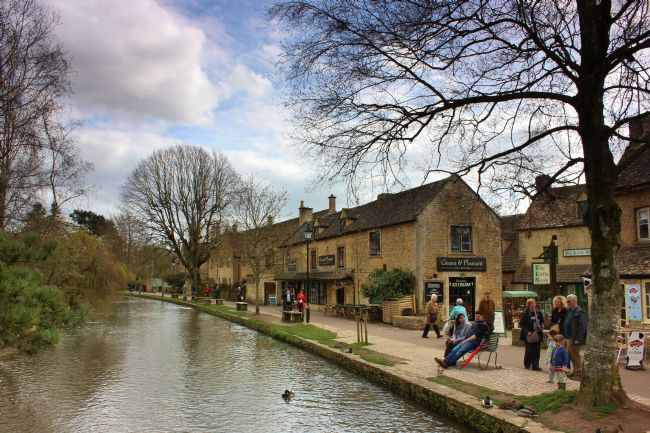 Susan Snow | Bourton-on-the-Water
