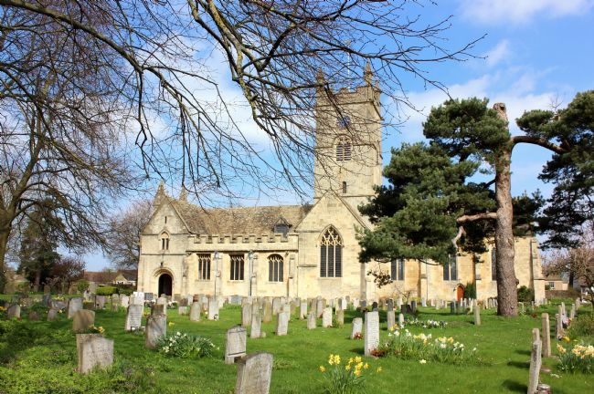 Susan Snow | St Michael & All Angels church in Bishops Cleeve