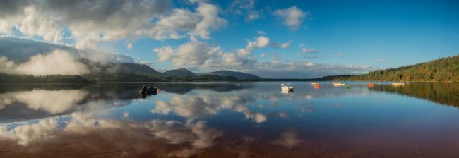 Nigel Forster | Loch Morlich Reflection