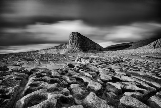 Nigel Forster | Nash Point on the Glamorgan Heritage Coast