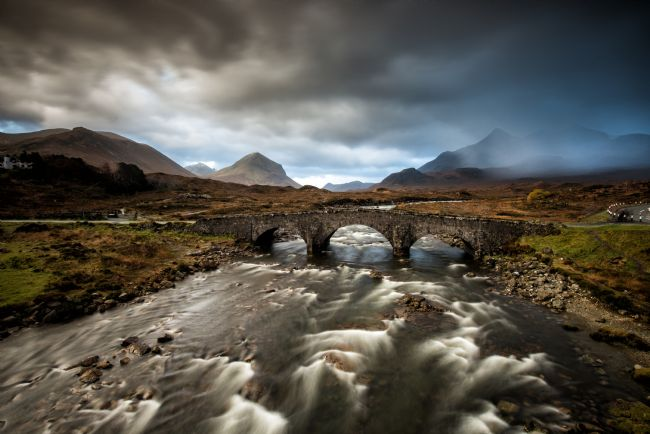 Nigel Forster | Sligachan Bridge