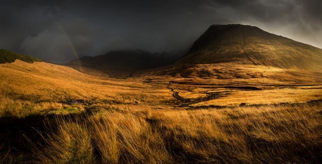 Nigel Forster | Glenbrittle Autumn Landscape, Isle of Skye