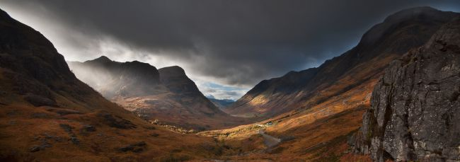 Nigel Forster | The Three Sisters, Glencoe, Scotland, UK