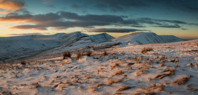 Nigel Forster | Beacons Winter Glow