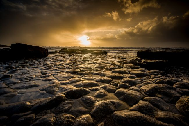 Nigel Forster | Dunraven Bay at Southerndown