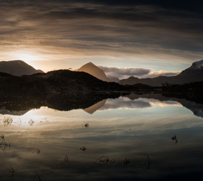 Nigel Forster | The Black Cuiliins Reflection, Isle of Skye