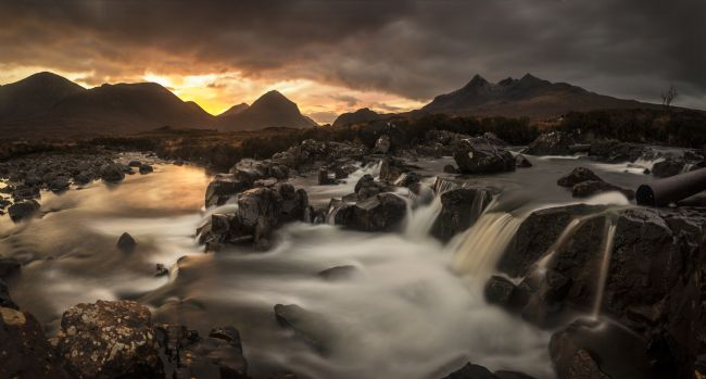 Nigel Forster | The River Sligachan on Isle of Skye