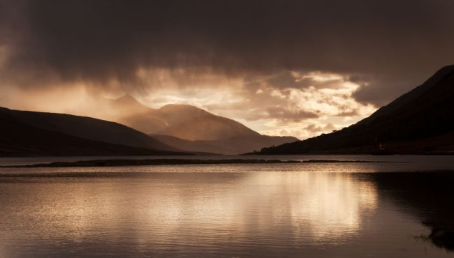 Nigel Forster | Loch Etive, Glen Etive, Scotland, UK