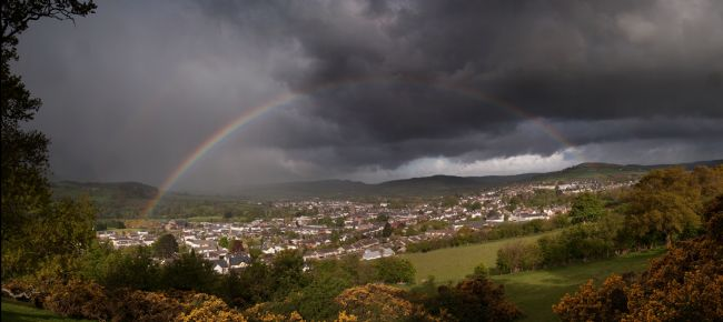 Nigel Forster | Brecon Rainbow