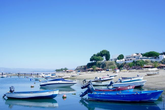 Penny Martin | Alvor Fishing Village in the Algarve, Portugal