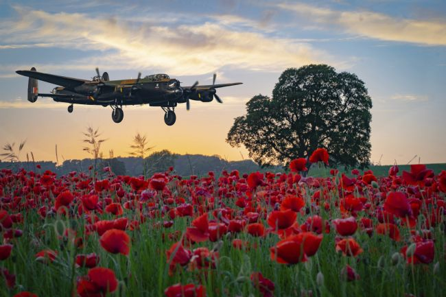 John Stoves | Lancaster Bomber coming home!
