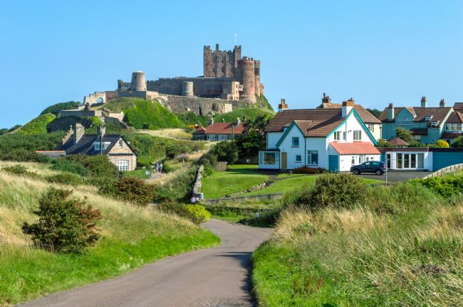 John Ellis | Bamburgh Castle