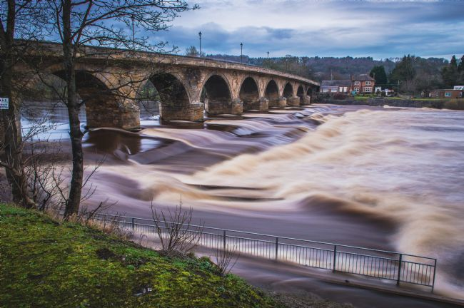 John Ellis | Hexham Bridge