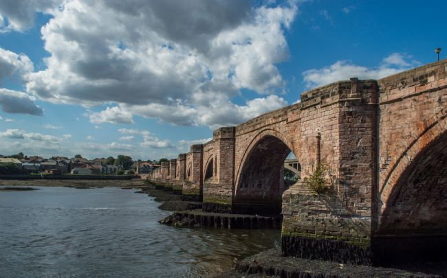 John Ellis | Berwick Old Bridge