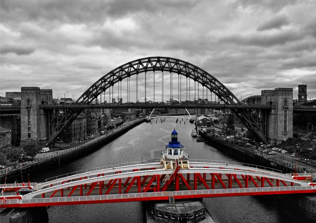 John Ellis | Tyne Bridges