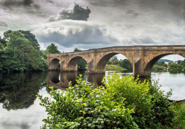 John Ellis | Chollerford Bridge