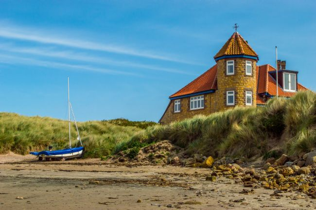 John Ellis | Beadnell Harbour Cottage