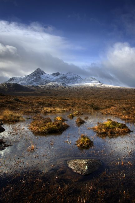 David McHutchison | Sligachan in Spring