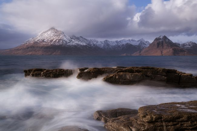 David McHutchison | Elgol in Spring