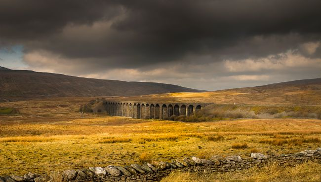 Paul Lewis | Ribblehead Viaduct Yorkshire