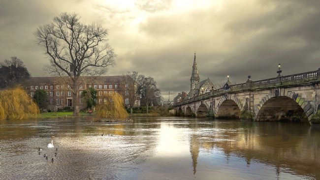 Paul Lewis | English Bridge Shrewsbury