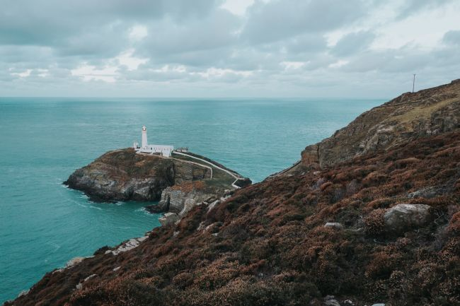 Daniel Davidson | South Stack Lighthouse