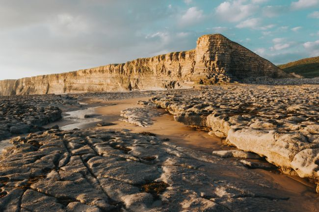 Daniel Davidson | Nash Point Landscape